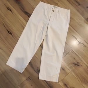 Burberry Cropped Pants